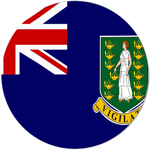 Paifang Offshore Jurisdiction - British Virgin Islands Flag