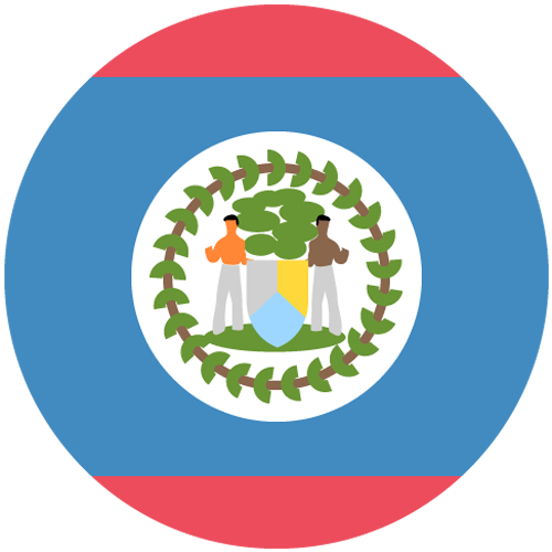 Paifang Offshore Jurisdiction - Belize Flag