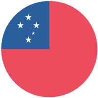 Paifang Offshore Jurisdiction - Samoa Flag