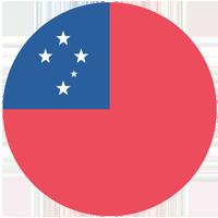 Paifang Offshore Jurisdiction - Samoa Flag